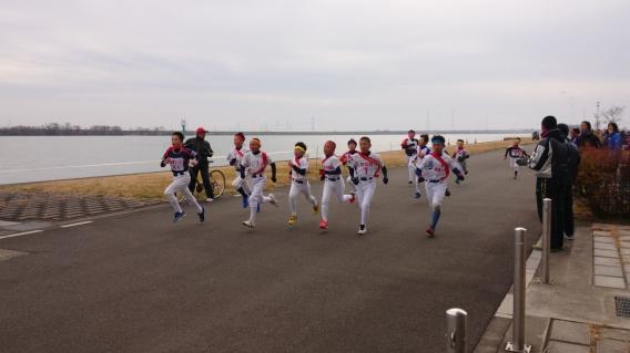 2020年1月12日 リトルマラソン大会参加